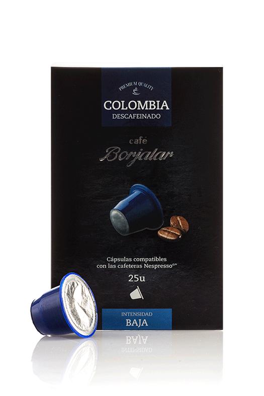 colombia decafeinado